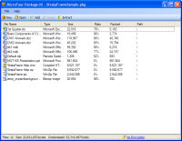 End-User Package File Editor